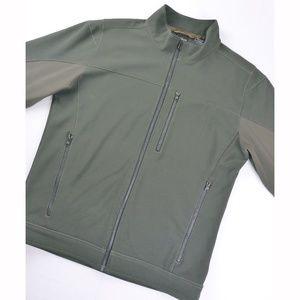 Kuhl Men's Large Soft Shell Hiking Outdoors Jacket